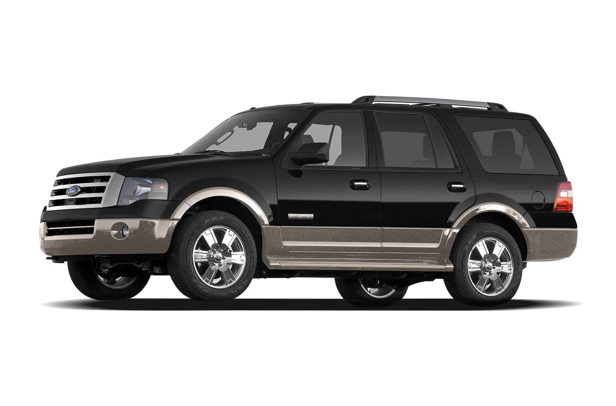 2008 Ford Expedition  Miles 135351Color Black Stock 4741P VIN 1FMFU17568LA27764