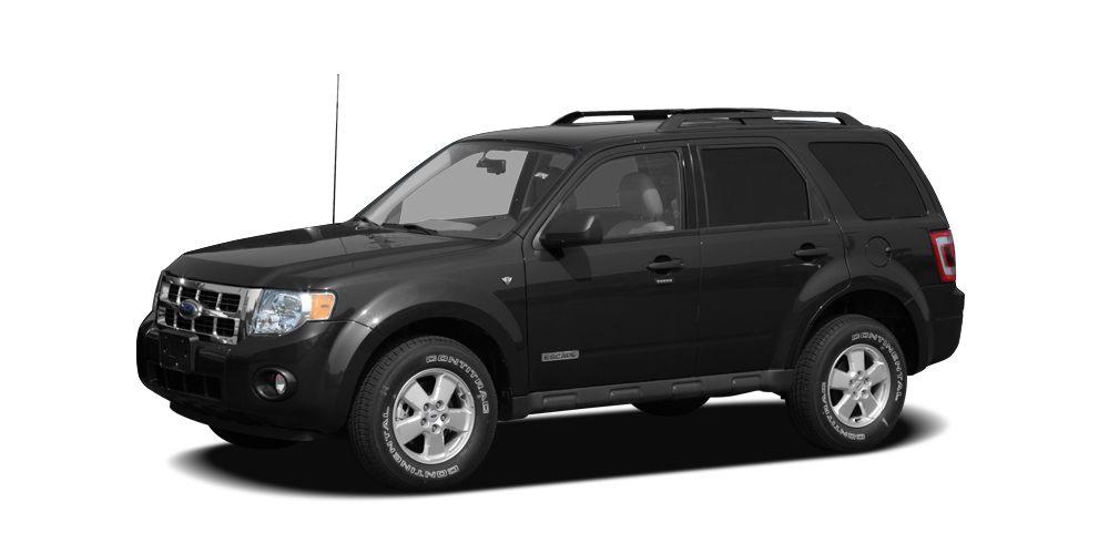 2008 Ford Escape XLT PRICE DROP FROM 12988 GREAT MILES 59581 XLT trim Moonroof Aluminum Whe