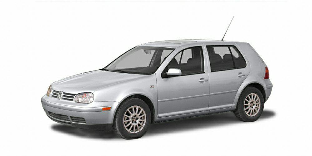 2004 Volkswagen Golf GLS Miles 210952Color Silver Stock F16R752B VIN 9BWGL61J944032580
