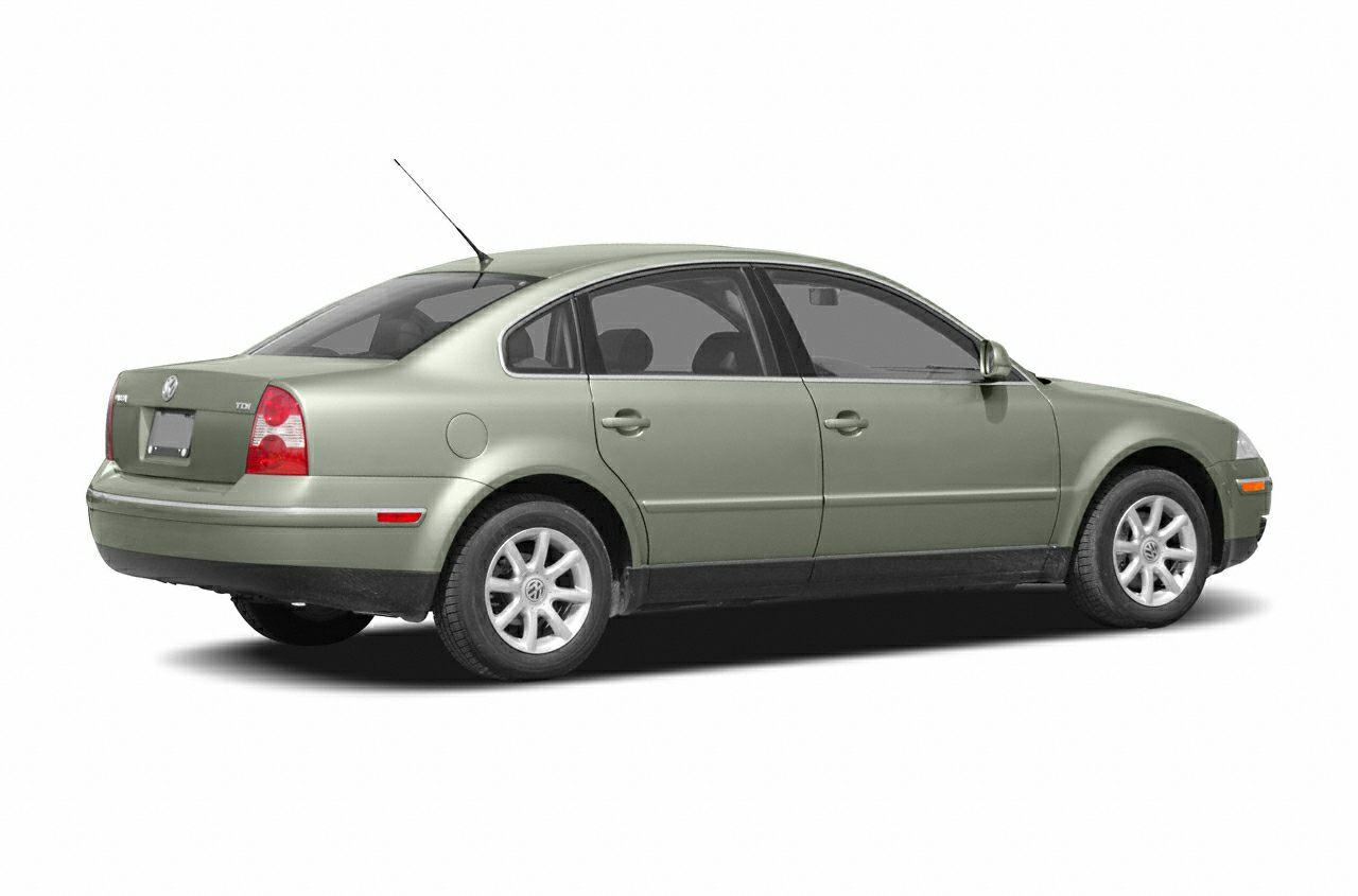 2004 Volkswagen Passat GLX 4Motion Clean CARFAX Silver 2004 Volkswagen Passat GLX 4Motion AWD 5-S