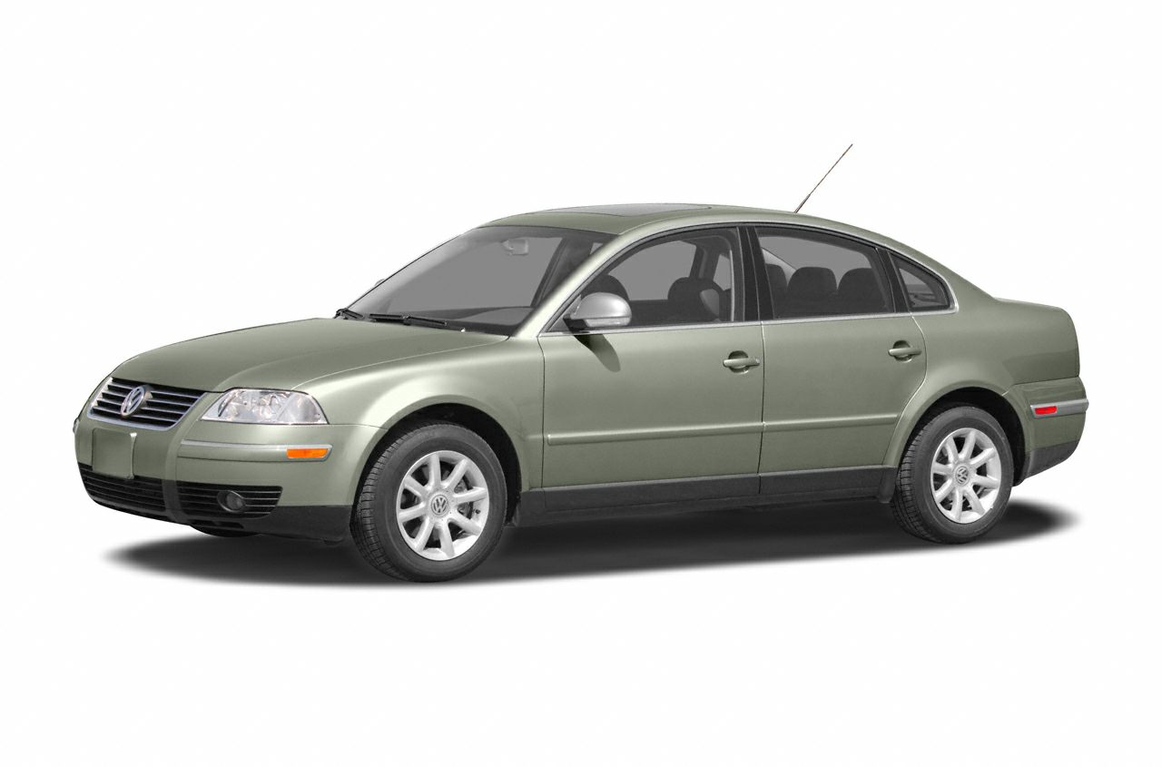 2004 Volkswagen Passat GLX FLOOD ADVANTAGE PROGRAM FULLY SERVICED AND RECONDITIONED And LOCAL TR