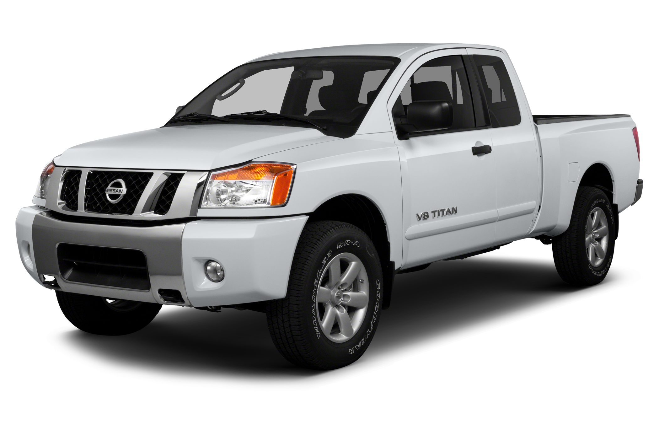 2015 Nissan Titan SV This White 2015 Nissan Titan SV might be just the king cab for you Intereste