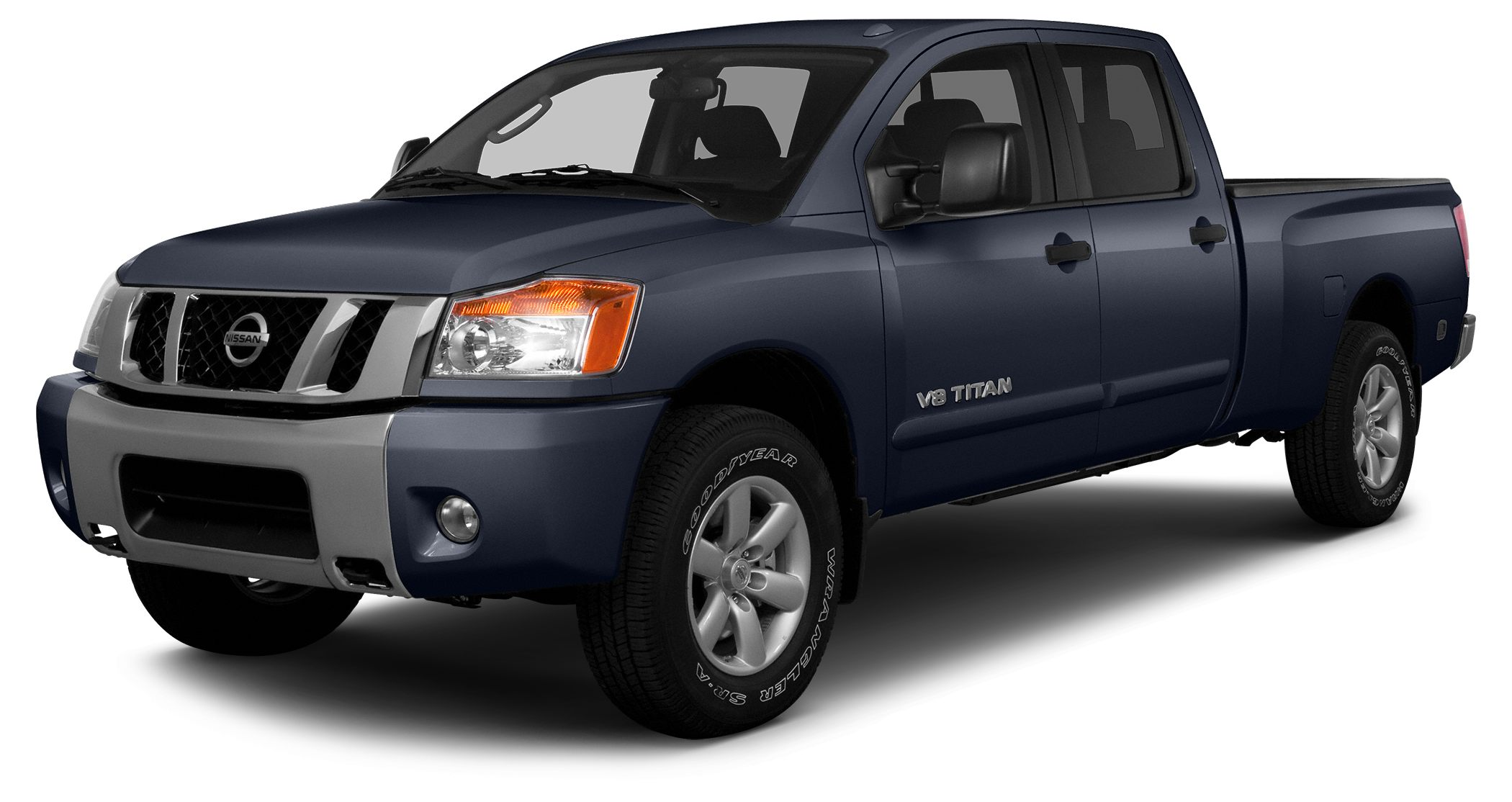 2015 Nissan Titan SL This Blue 2015 Nissan Titan SL might be just the crew cab for you Interested