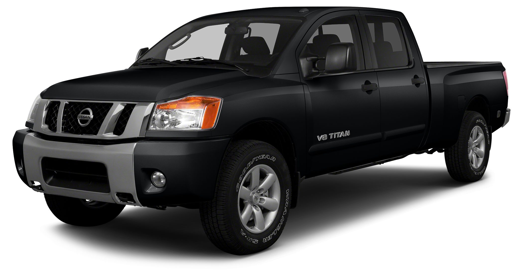 2014 Nissan Titan SV ASE Certified Mechanic Inspected Buy with confidence Free Carfax on every c