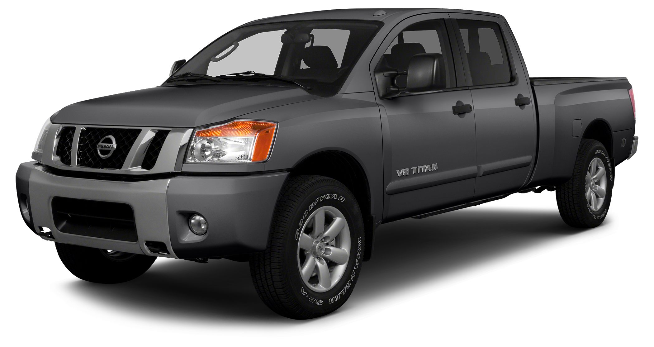 2015 Nissan Titan SV The Nissan Titan is a full size truck with aggressive looks and the capabilit