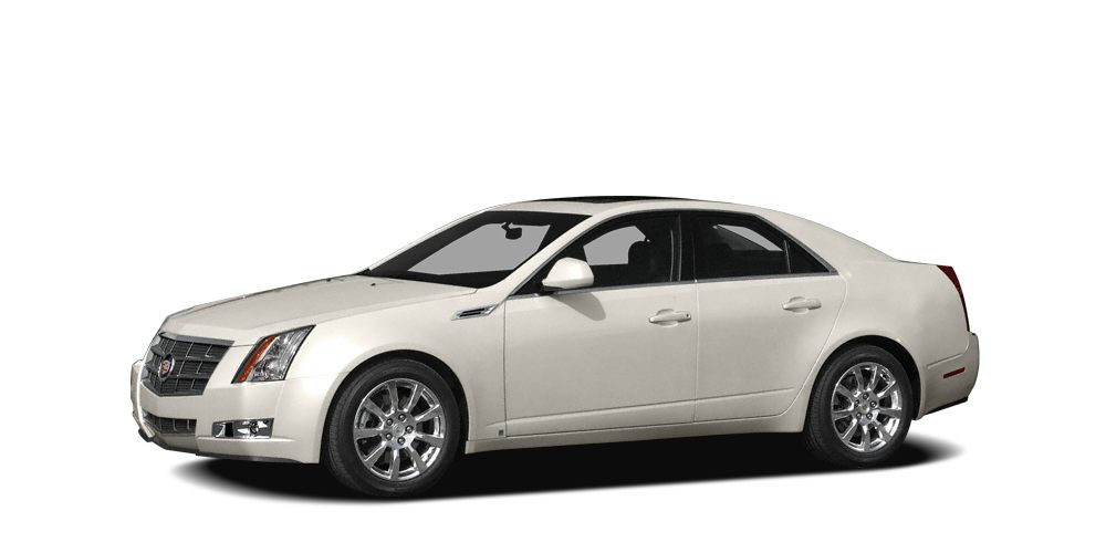 2009 Cadillac CTS Base Miles 0Color White Stock CAD14130A VIN 1G6DT57V490121864