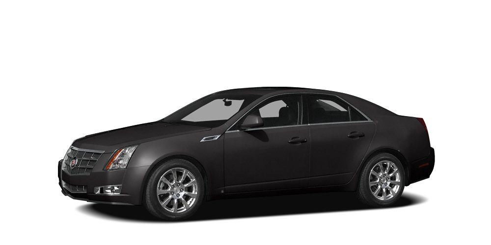 2009 Cadillac CTS Base Miles 108455Color Black Raven Stock 123747 VIN 1G