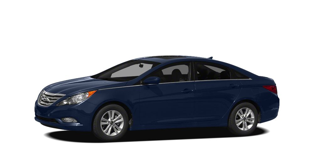 2011 Hyundai Sonata GLS 1400 below Kelley Blue Book FUEL EFFICIENT 35 MPG Hwy22 MPG City GLS