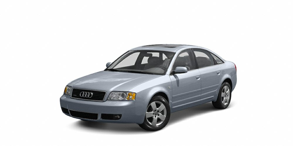 2004 Audi A6 27T quattro This particular A6 is absolutely pristine This Audi 27l Bi-Turbo Sport