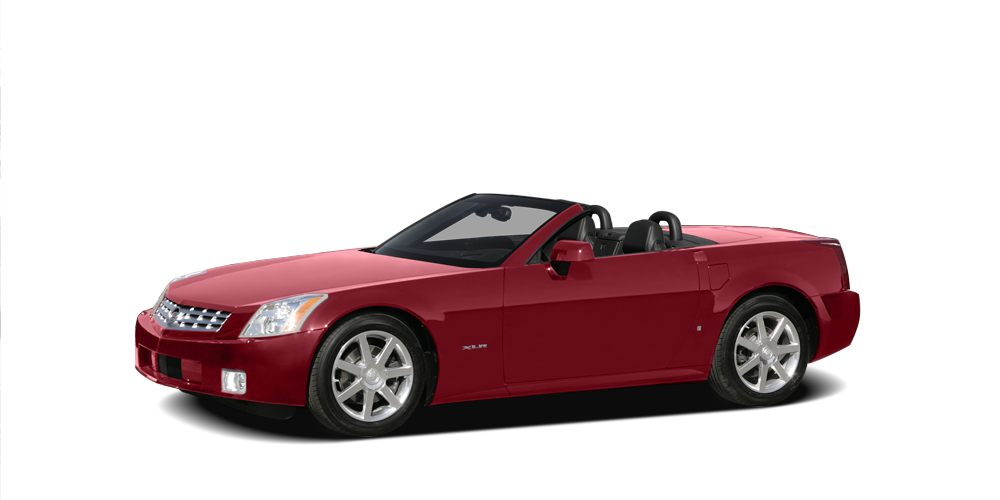 2007 Cadillac XLR Base WOW 2007 CADILLAC XLR INFRARED ON CASHMERE LEATHER LOW MILES WEL