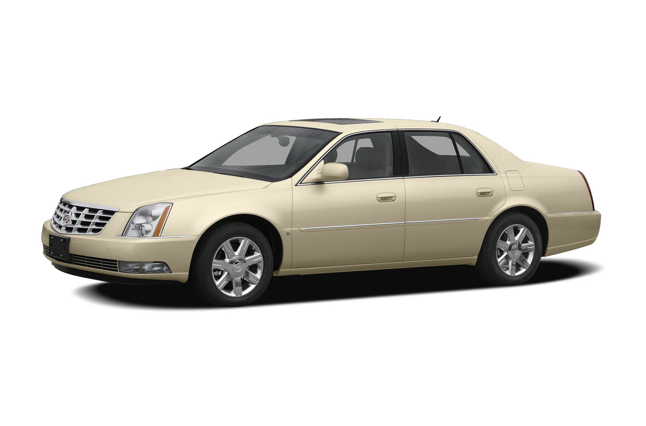 2007 Cadillac DTS Livery Miles 61106Color Brown Stock PG10719A VIN 1G6KD57Y37U213083
