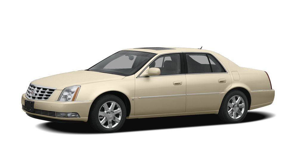 2007 Cadillac DTS  Land a score on this 2007 Cadillac DTS before someone else takes it home Comfo