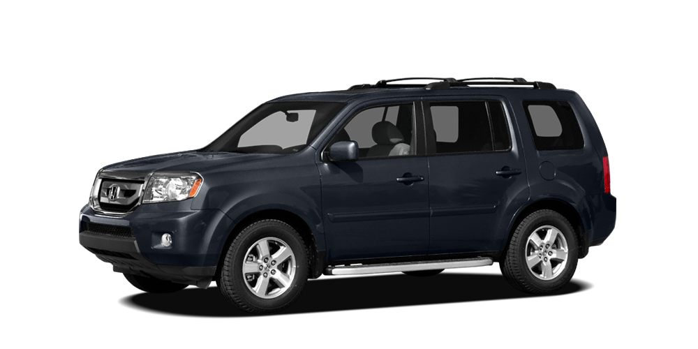 2011 Honda Pilot EX-L w RES Miles 17375Color Polished Metal Metallic Stock 7170040A VIN 5FN