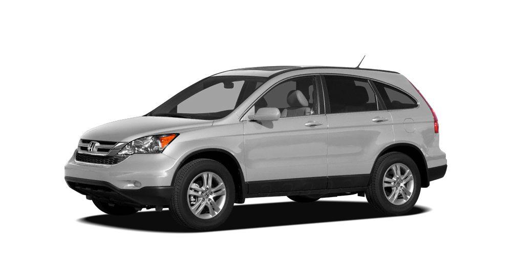 2011 Honda CR-V EX-L w Navigation CARFAX 1-Owner GREAT MILES 60904 FUEL EFFICIENT 27 MPG Hwy2
