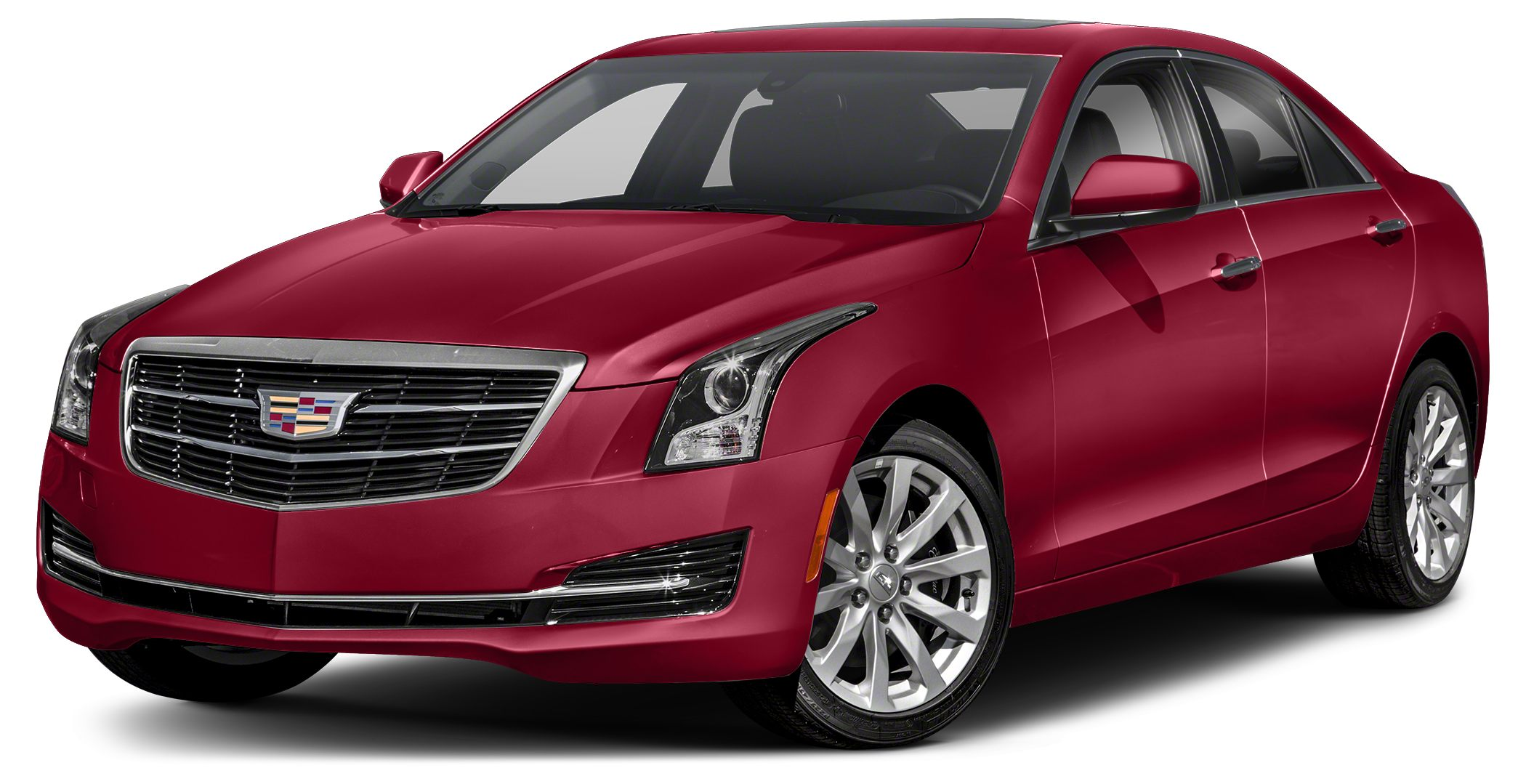 2018 Cadillac ATS 20 Turbo Only 25 Miles Boasts 31 Highway MPG and 22 City MPG This Cadillac AT