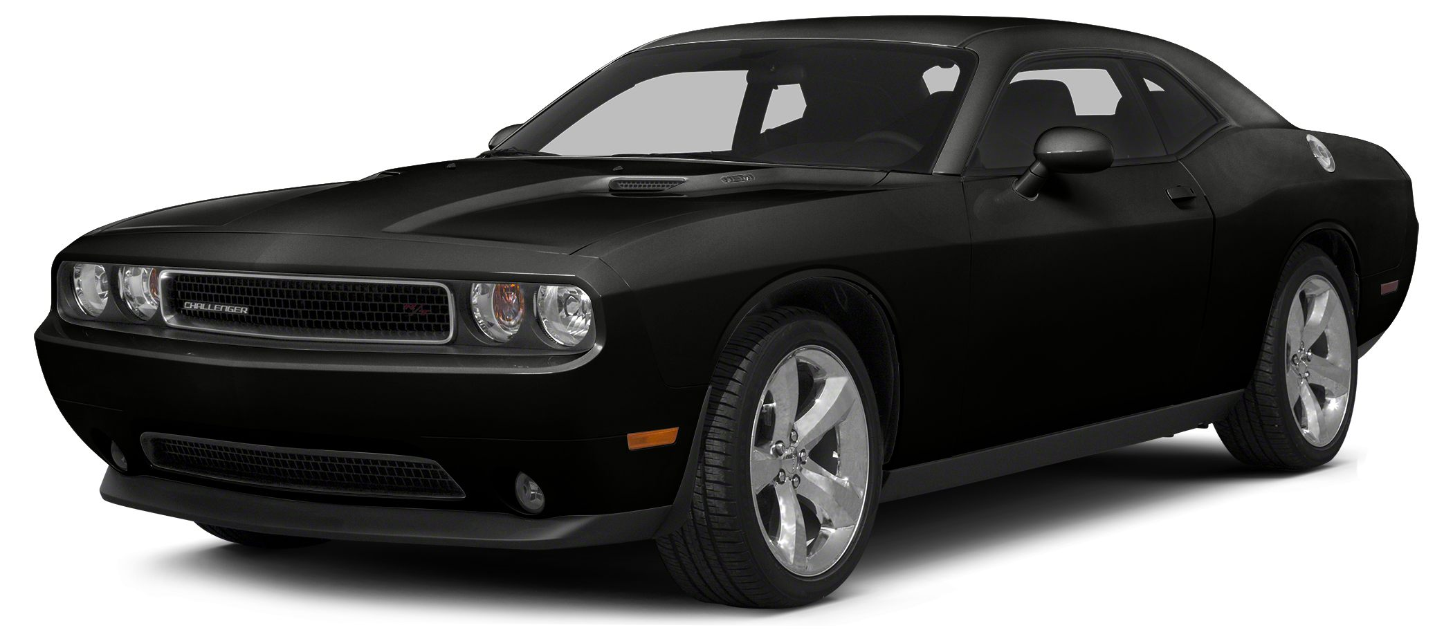 2014 Dodge Challenger RT Miles 12365Color Black Clearcoat Stock P6969 VIN 2C3CDYBT2EH307622