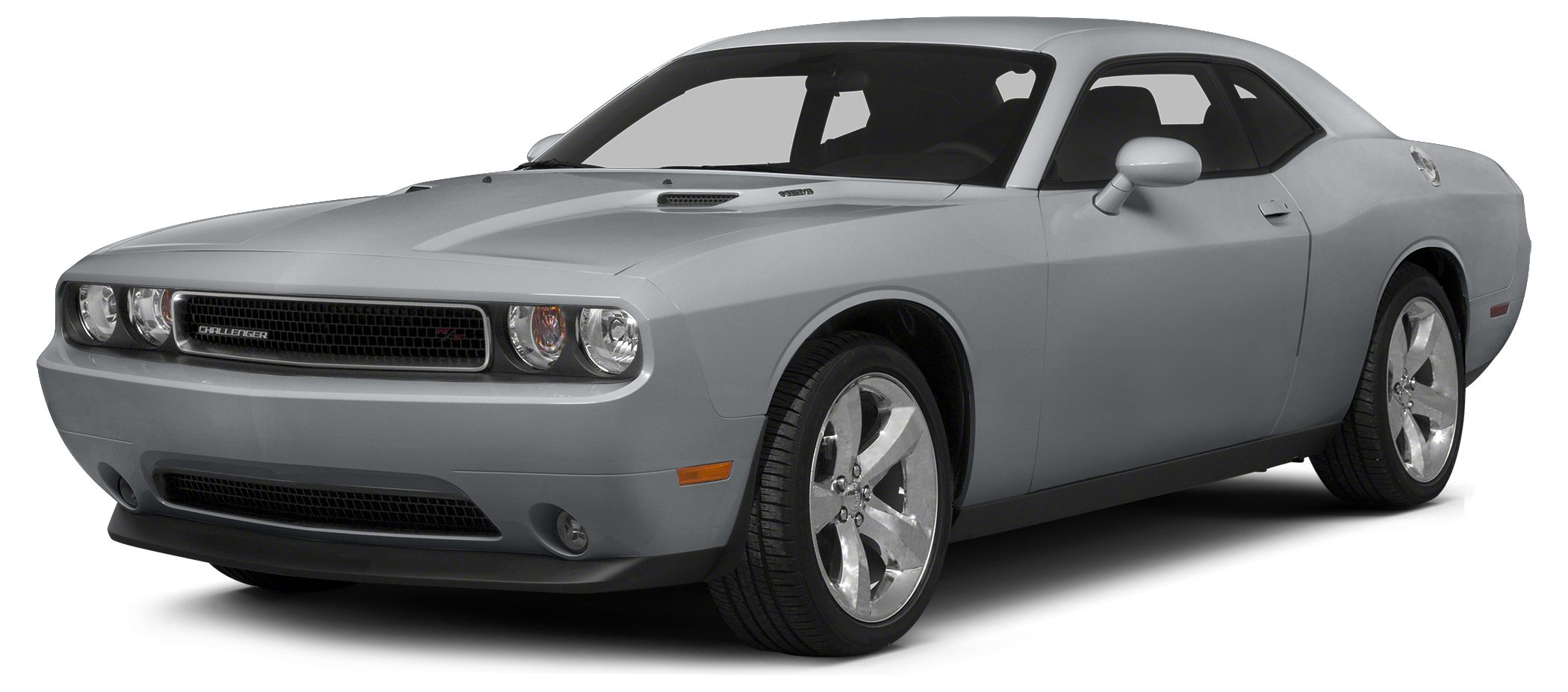 2014 Dodge Challenger RT Miles 12608Color Billet Silver Clearcoat Metallic Stock 2008 VIN 2