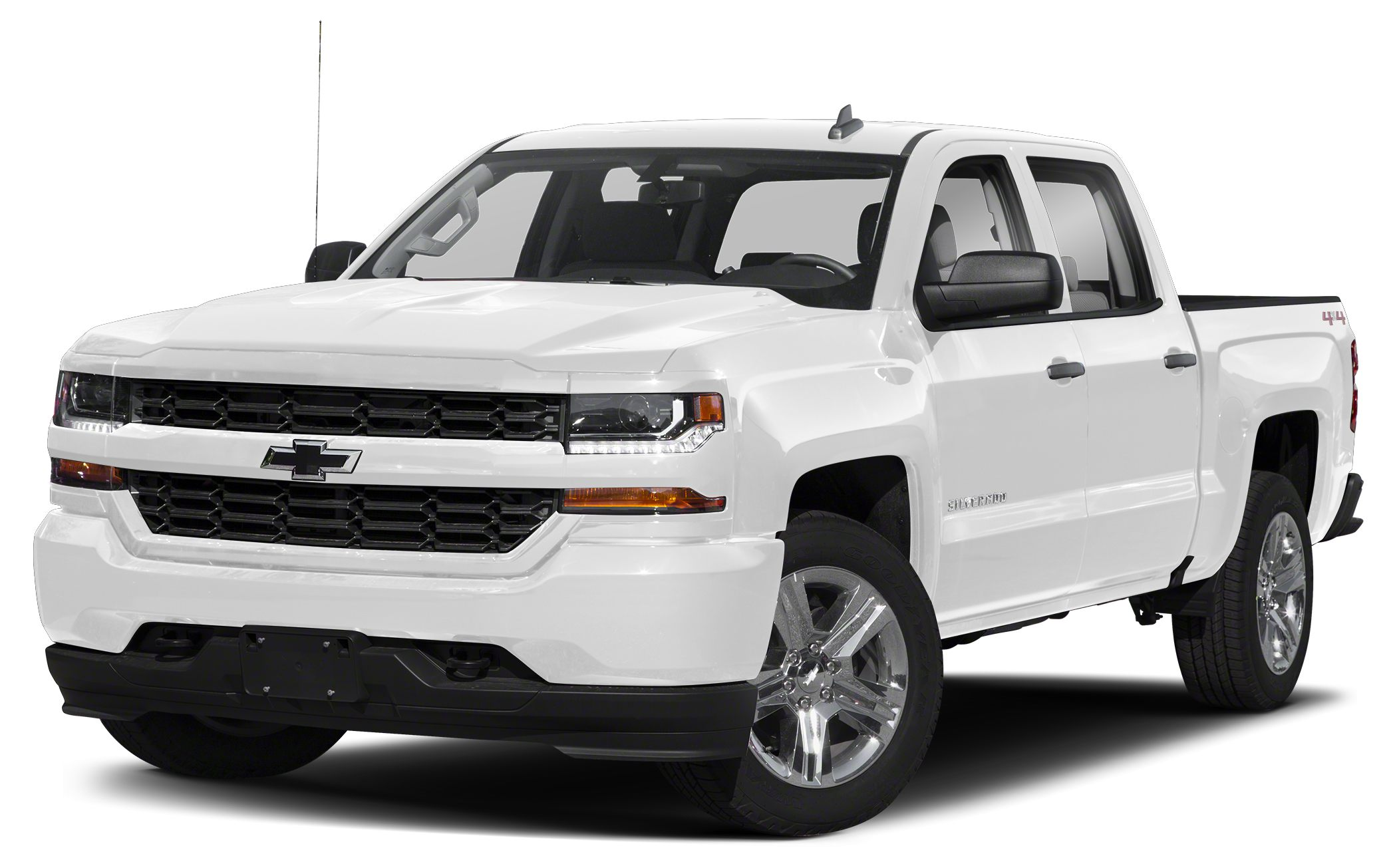 2018 Chevrolet Silverado 1500 Custom All advertised prices exclude government fees and taxes any