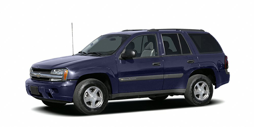 2004 Chevrolet TrailBlazer LS This is a hard to find SUV get in touch with us today to take advan