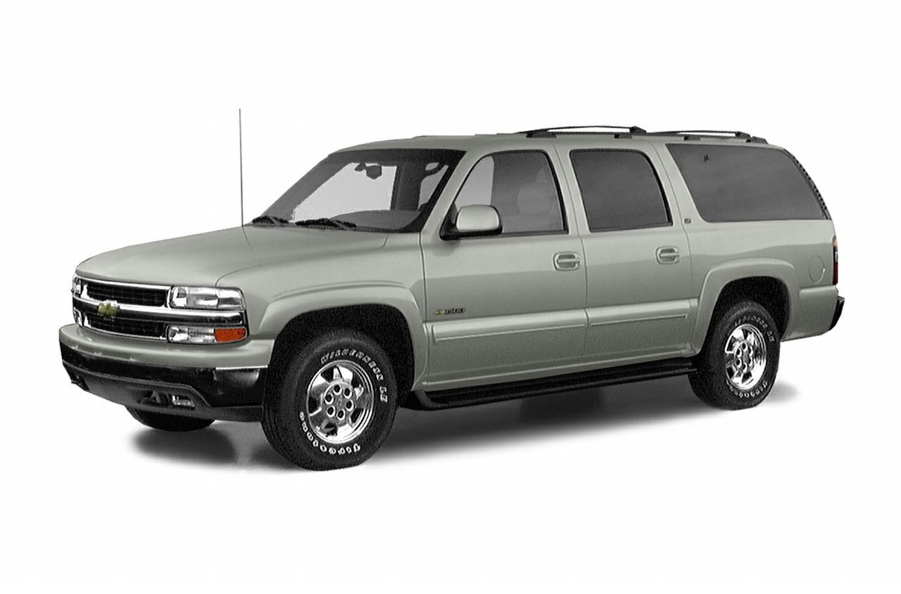 2004 Chevrolet Suburban 2500 ONE OWNER 4X4 WITH LEATHER AND FULL POWER 45 POINT INSPECTION  6