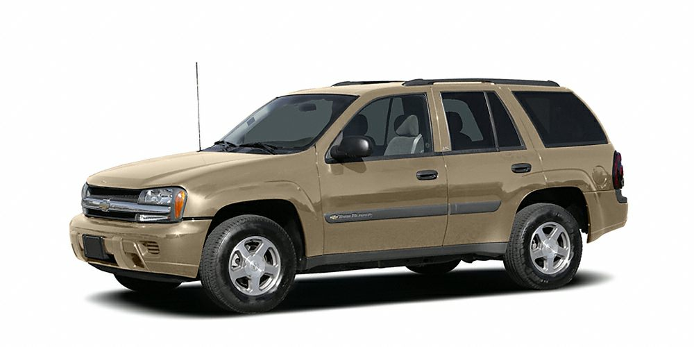 2004 Chevrolet TrailBlazer  Chevrolet TrailBlazer 2004 Clean CARFAX 4WD Miles 150696Color Tan