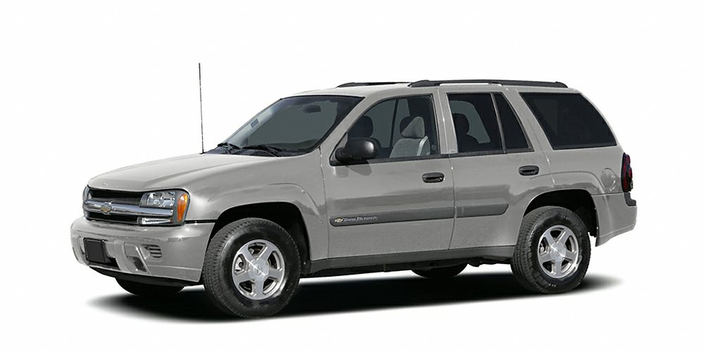 2004 Chevrolet TrailBlazer LS Grab a bargain on this 2004 Chevrolet TrailBlazer LS before its too