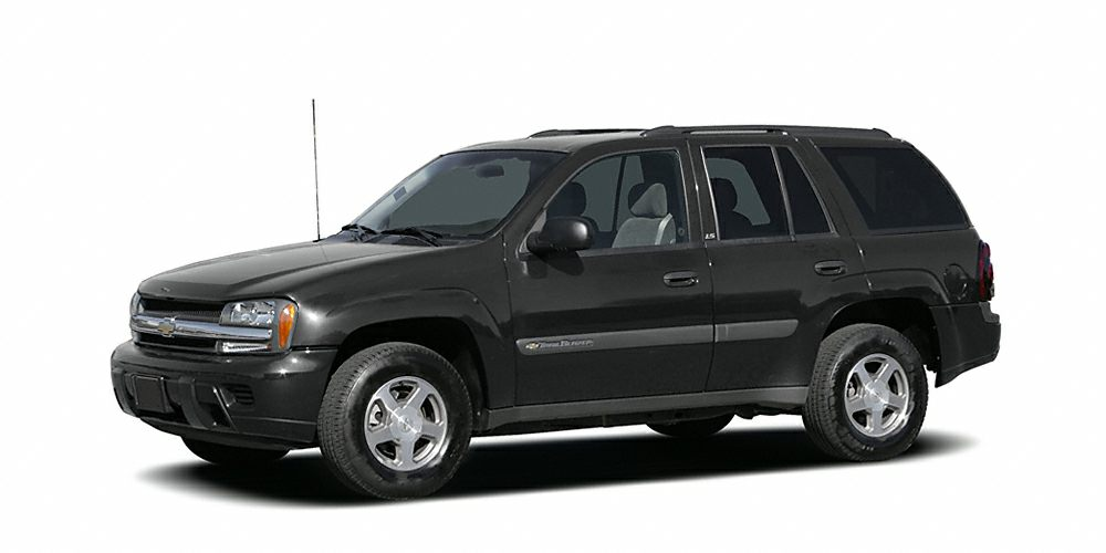 2004 Chevrolet TrailBlazer LS This is a 2004 Chevrolet Trailblazer with only 90K miles on it A LO