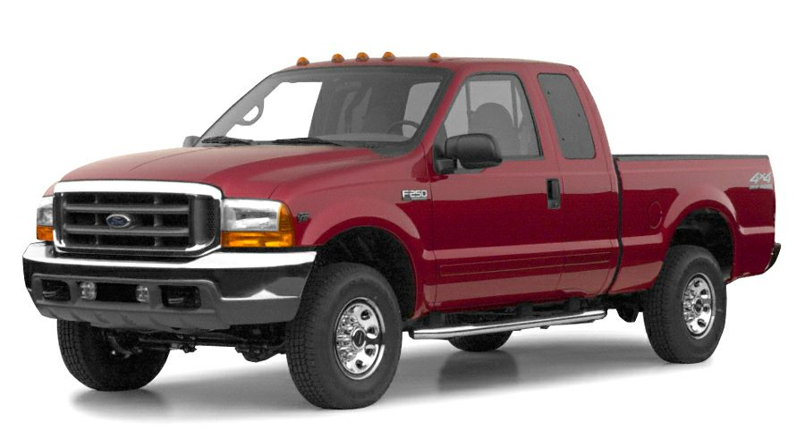 2001 Ford F-250 Super Duty REST EASY With its Buyback Qualified CARFAX report you can rest easy