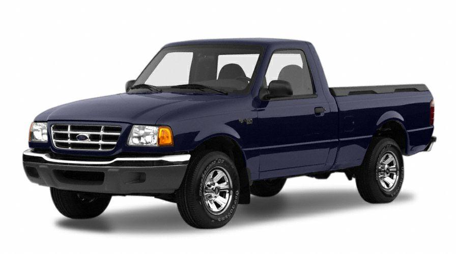 2001 Ford Ranger  Miles 124336Color Blue Stock 17335 VIN 1FTYR10U31PA97656