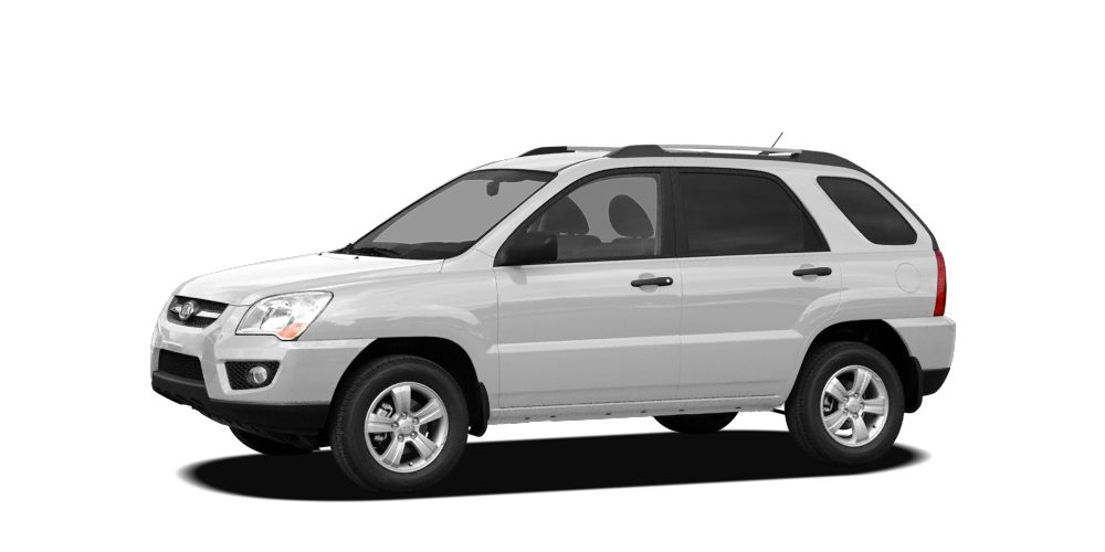 2009 Kia Sportage  Miles 104040Color White Stock K16923A VIN KNDJF723897566835