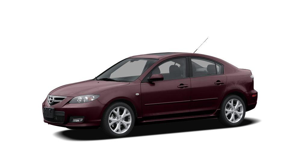 2007 Mazda MAZDA3 i Touring Dare to compare Youre going to love the 2007 Mazda Mazda3 Simply a
