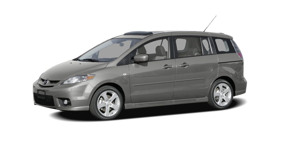2007 Mazda MAZDA5 Sport  WHEN IT COMES TO EXCELLENCE IN USED CAR SALES YOU KNOW YOURE AT STAR