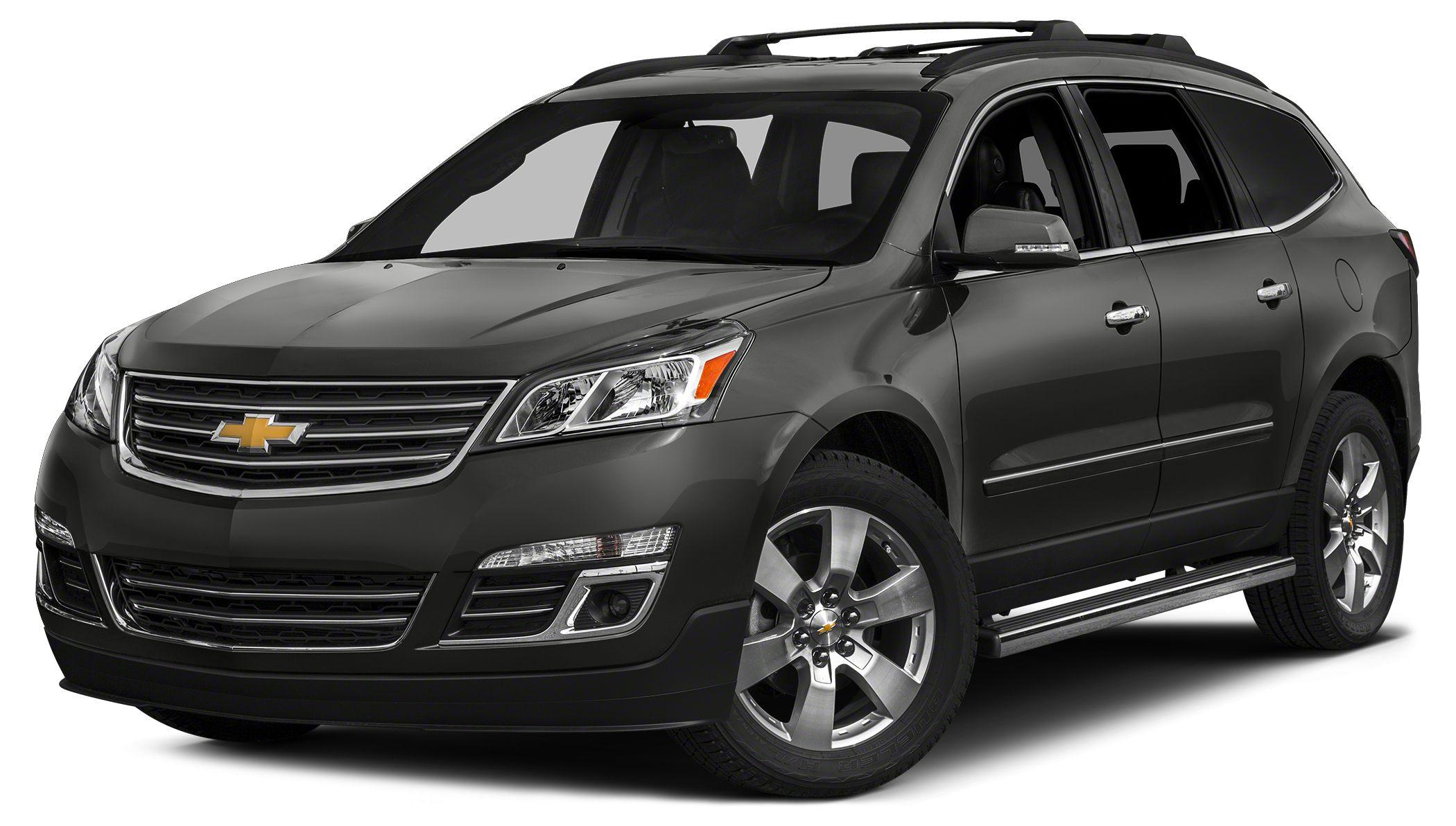 2015 Chevrolet Traverse LTZ Price includes 1500 - General Motors Consumer Cash Program Exp 08