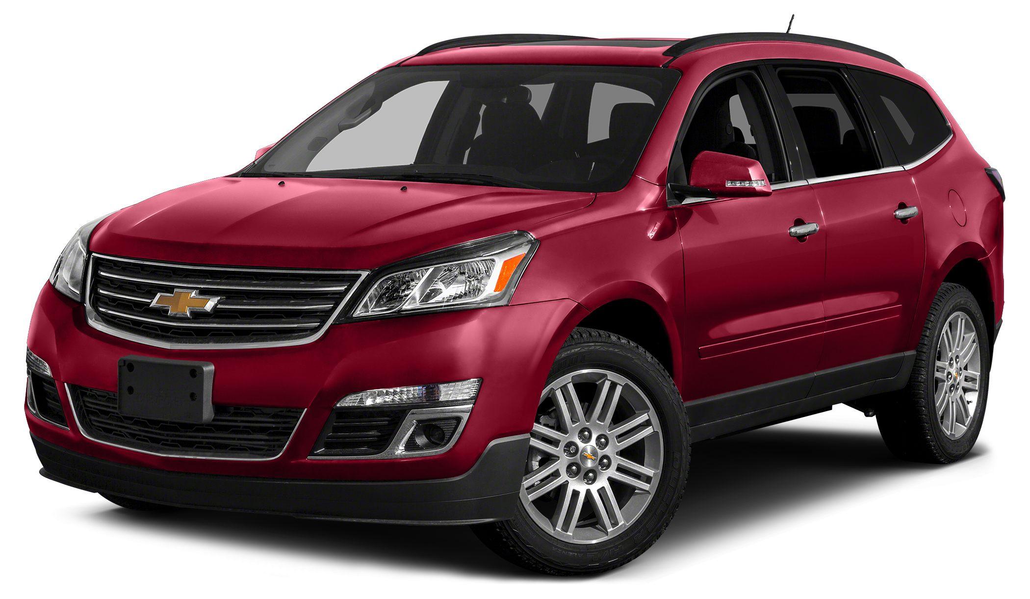 2016 Chevrolet Traverse LT w1LT Color Siren Red Tintcoat Stock 0STNBZ5 VIN 1GNKRGKDXGJ153634