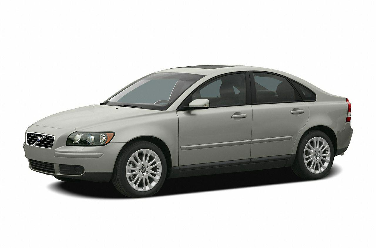 2006 Volvo S40 24i Miles 113371Color Silver Stock 119734A VIN YV1MS382962155883