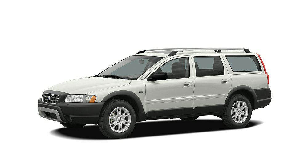 2006 Volvo XC70 25T Miles 66764Color White Stock 16188 VIN YV4SZ592X61225154
