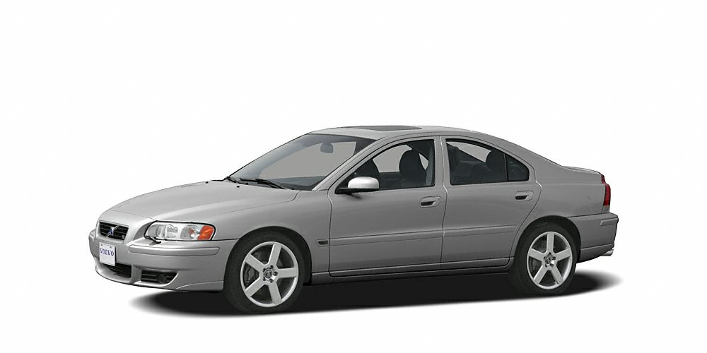 2006 Volvo S60 25T Clean Carfax - Only 2 previous owners - Power Glass Moonroof - CD player - Pow