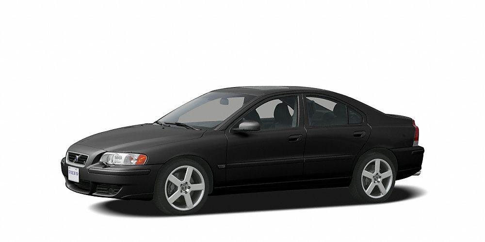 2006 Volvo S60 25T WE OFFER FREE LIFETIME INSPECTION Miles 161000Color Black Stock 1054T VI