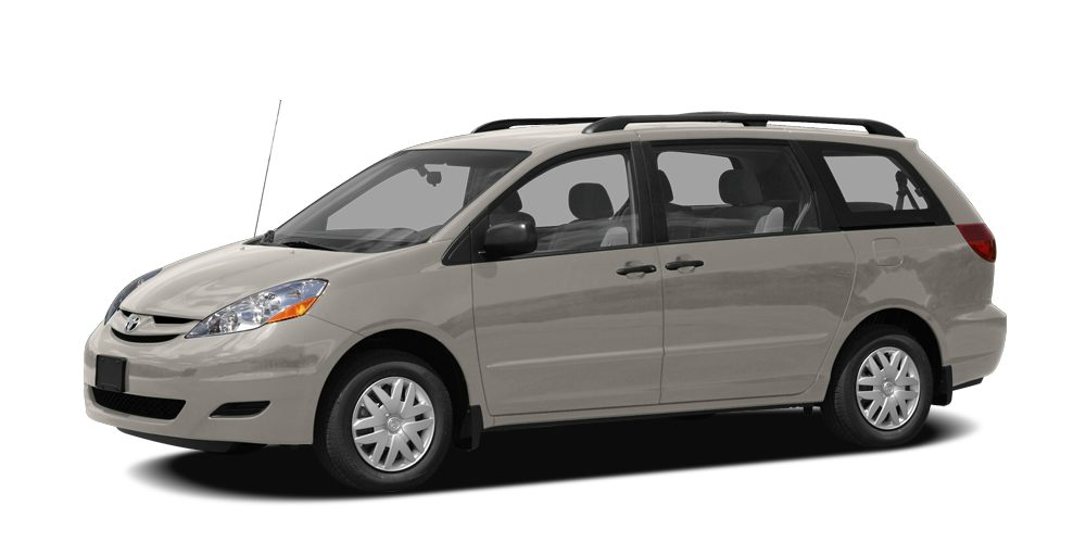 2008 Toyota Sienna LE Snatch a steal on this 2008 Toyota Sienna LE before its too late Spacious