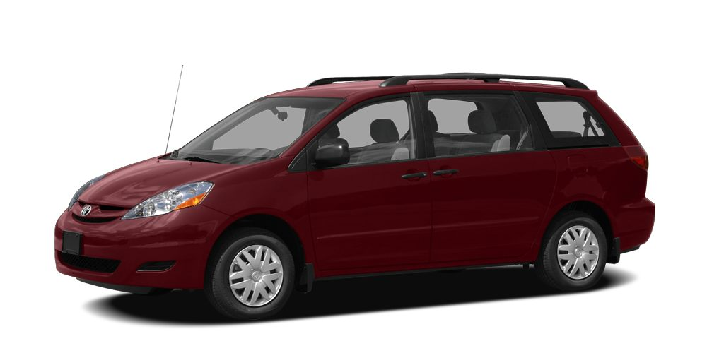 2008 Toyota Sienna Limited XLE Ltd trim Excellent Condition GREAT MILES 64116 Sunroof 3rd Row