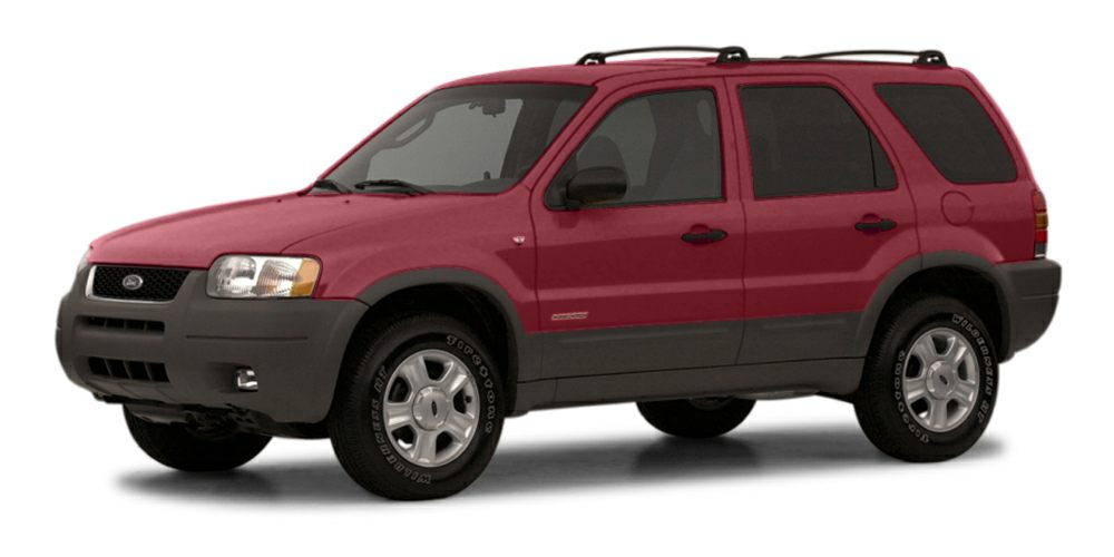 2003 Ford Escape XLT Grab a score on this 2003 Ford Escape XLT Popular while we have it Roomy but