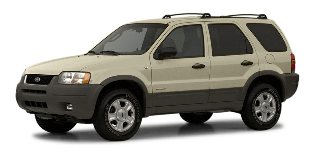 2003 Ford Escape XLT Land a bargain on this 2003 Ford Escape XLT Sport before someone else takes i