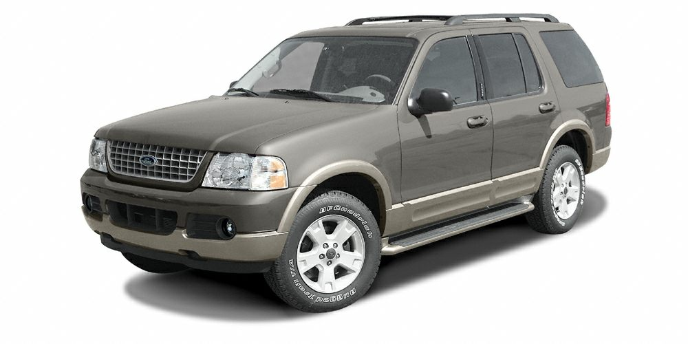 2003 Ford Explorer XLS Win a steal on this 2003 Ford Explorer before someone else takes it home S