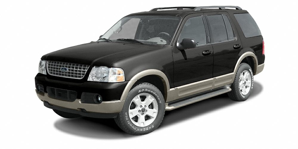 2003 Ford Explorer Eddie Bauer STOP Read this Gets Great Gas Mileage 19 MPG Hwy You wont f