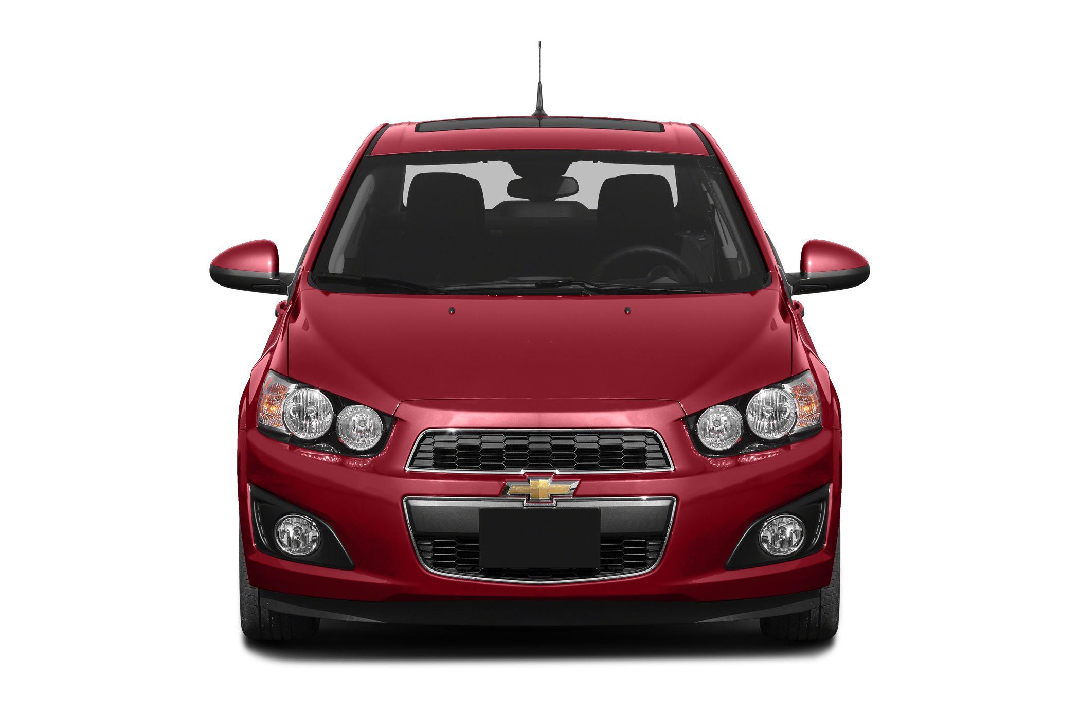 Chevrolet Sonic Repair Manual: Brake Pad Inspection