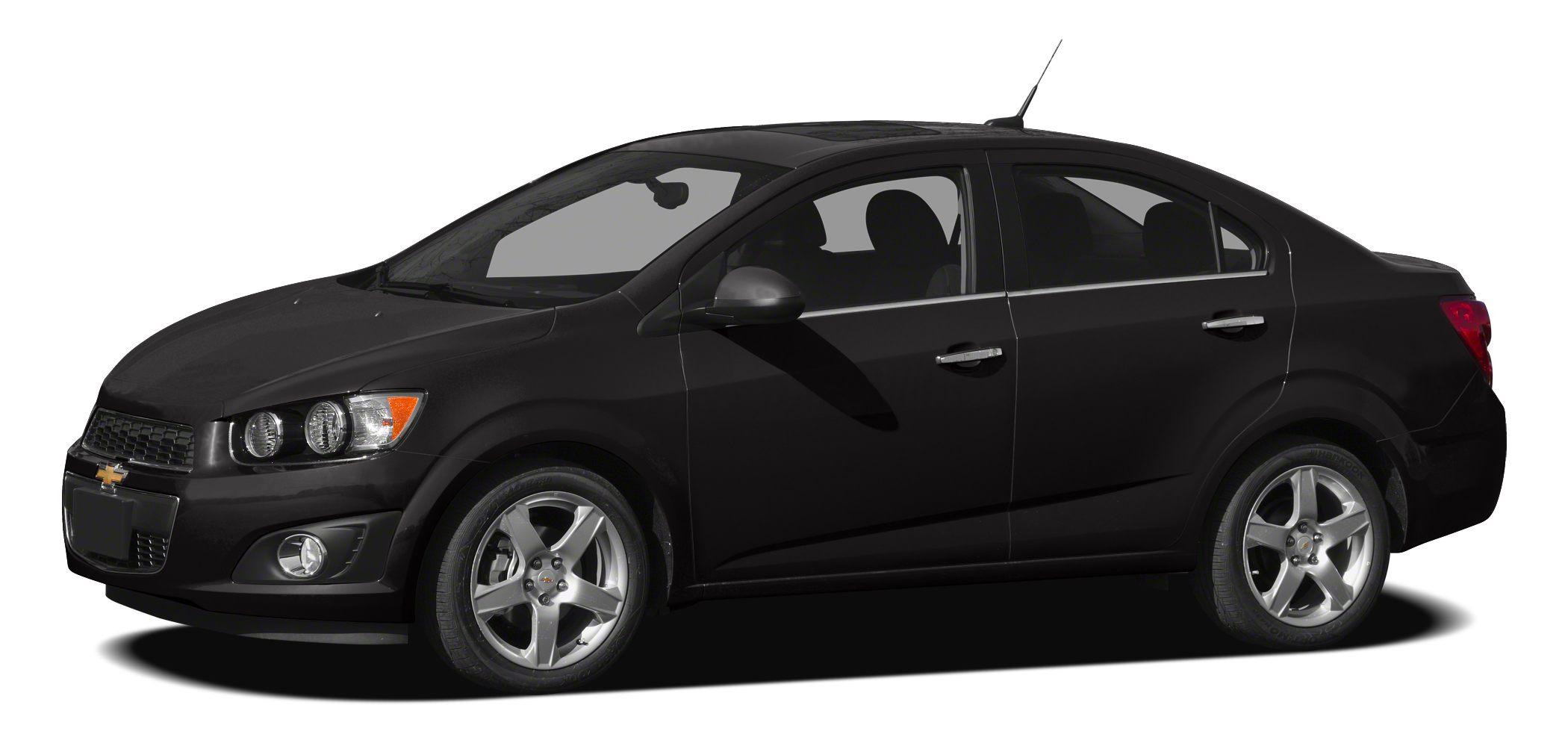 2012 Chevrolet Sonic 2LT Miles 94948Color Black Stock H54090A VIN 1G1JC5SHXC4158685