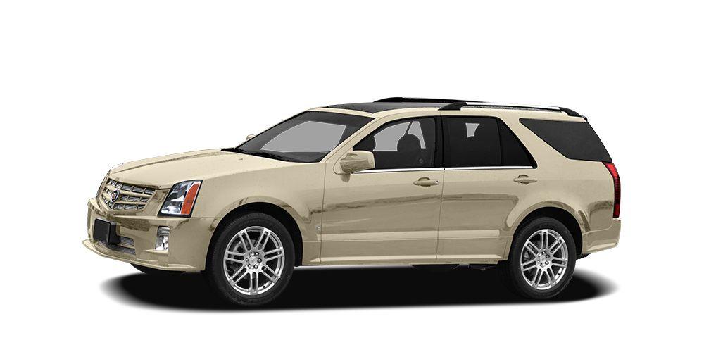 2008 Cadillac SRX V6 Miles 116406Color Gold Stock 89171927 VIN 1GYEE637880171927