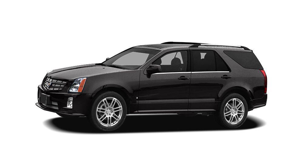 2008 Cadillac SRX V8 Miles 68201Color Black Raven Stock 126413 VIN 1GYEE63A080126413