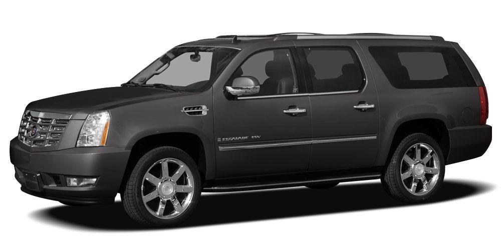 2008 Cadillac Escalade ESV Base Miles 140270Color Black Stock 8565 VIN 1GYFK66818R141598