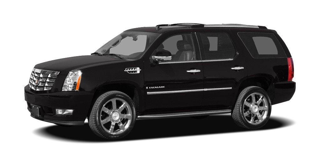 2008 Cadillac Escalade Base Miles 97522Color Black Stock K12377A VIN 1GYEC63898R121709